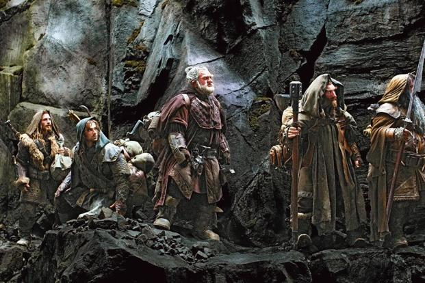 The film's CGI effects are superb and Jackson's Middle-earth comes alive in even more gorgeous detail than before
